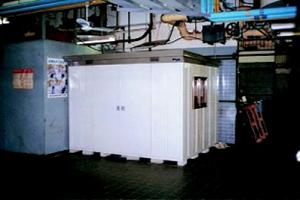 沙田威爾斯親王醫院用作儲物室