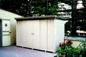社會福利署培志男童院用作儲物室