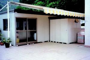 起居室和儲物屋