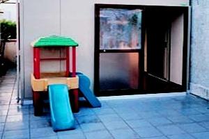 小孩的活動室